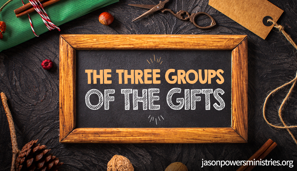 three groups of gifts