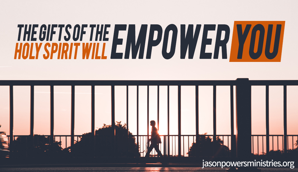 be empowered by the Holy Spirit